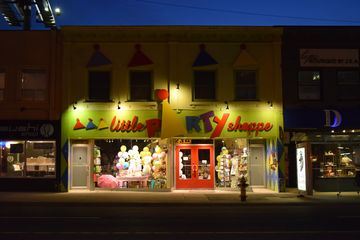 The Little Party Shoppe, at 2566 Yonge Street.