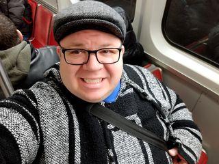 Selfie on board 5086.