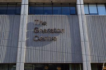 The Sheraton Centre.
