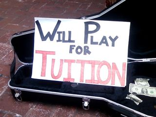 Will Play For Tuition, July 10, 2009