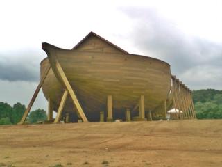 Evan Almighty Ark, June 24, 2006