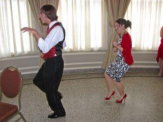 Schumin-Lysy Wedding, January 16, 2010