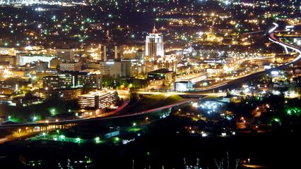 Roanoke, April 22, 2007
