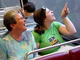 On the Orange Line, August 1, 2006