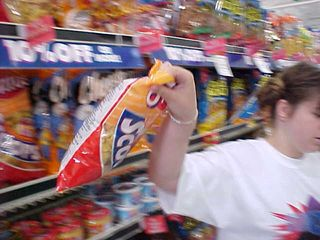 """""""Ah, heck.  Let's get the Fritos!"""""""