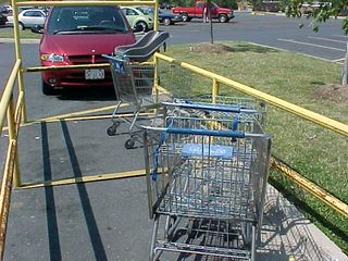"""""""Returned the cart, and so home we go!"""""""