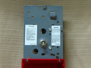 Edwards 278B-1110, back plate, inside