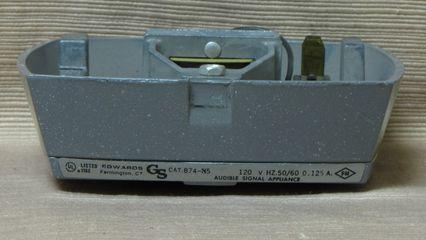 Edwards 874-N5, label