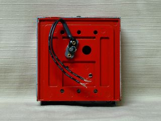 Fire-Lite BG-6, back side