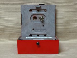Fire-Lite BG-6, inside back