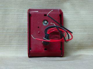 Fire-Lite BG-8, back side