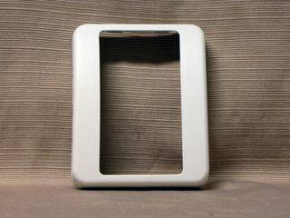 Gentex GEC24-75WW, back plate cover