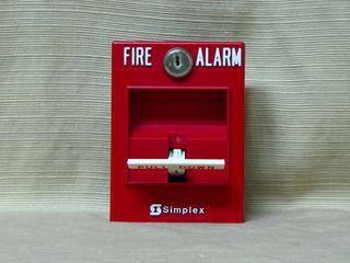 Simplex 2099-9795, handle down