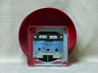 Simplex 2901-9332, rear view