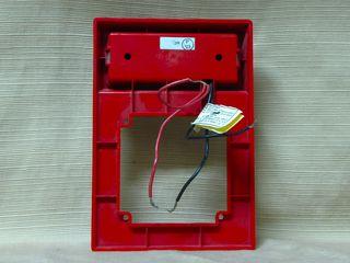 Simplex 4903-9101, rear