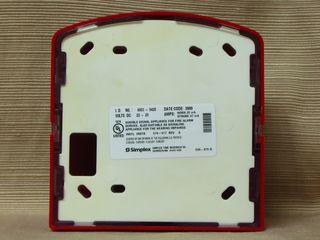 Simplex 4903-9425, label