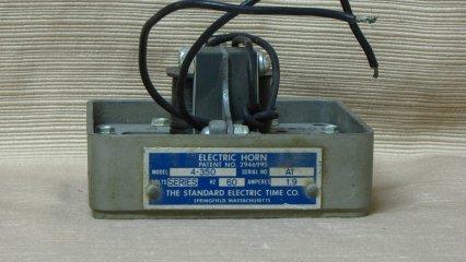 Standard 4-350, label