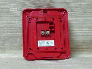 System Sensor S2415, rear