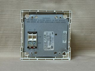 Wheelock NS-24110W, rear