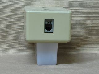 Wheelock PS-33A-WPW, telephone jack
