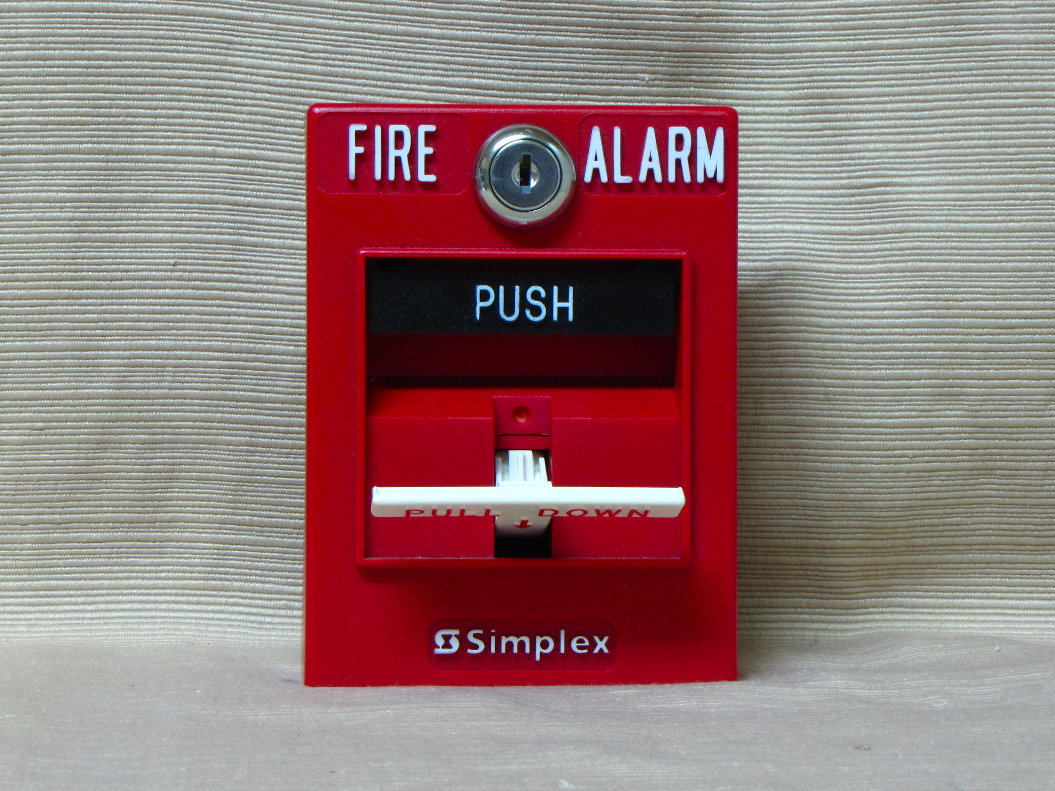 Watch likewise Unitech Aspen Greens Gurgaon furthermore Firelite Nbg12lo besides Vintage Bright Red School Bell Or Fire further Est Fire Alarm Manual. on simplex fire alarm