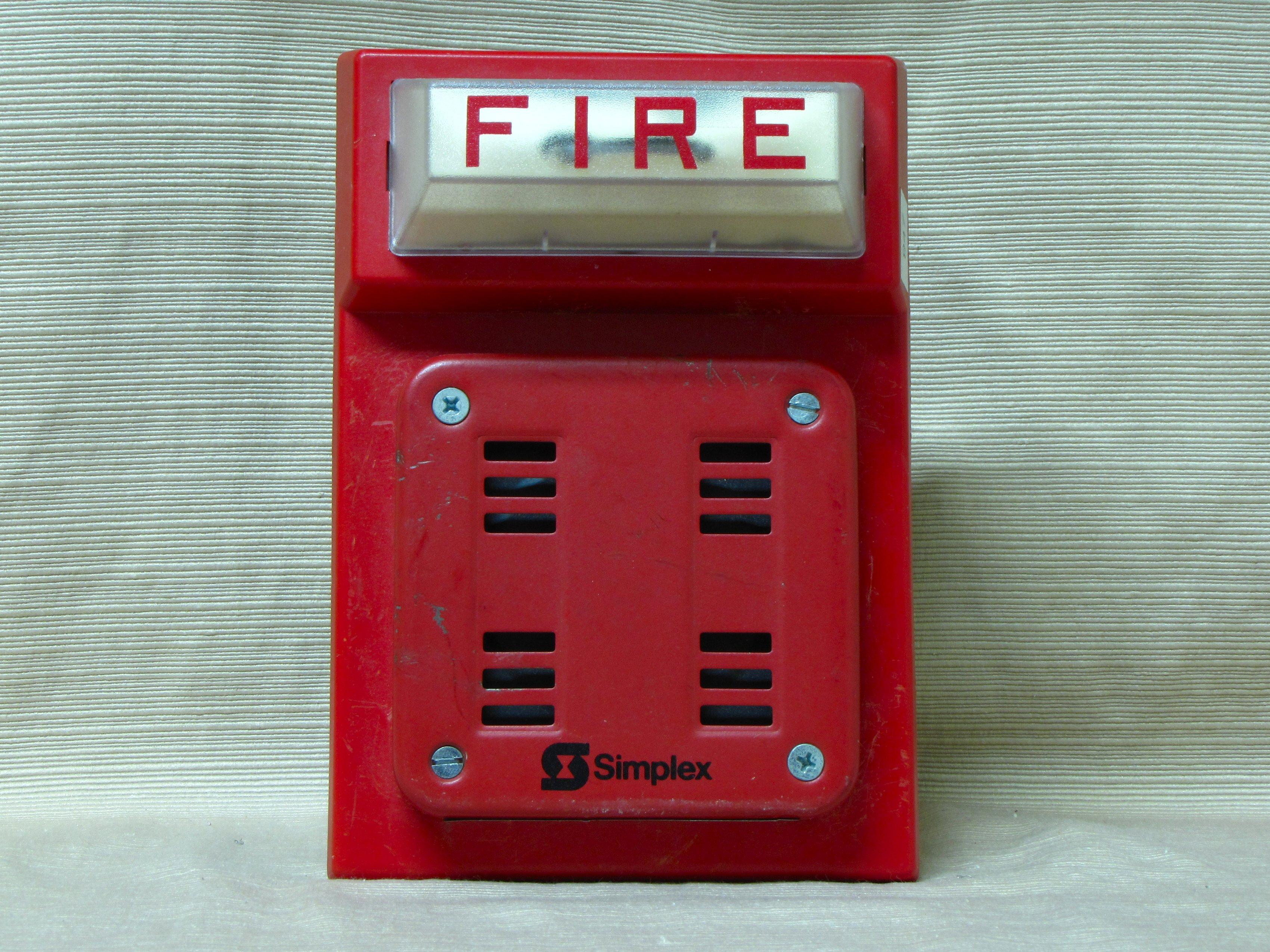 Wheelock Fire Alarm as well Est Gcf S7vm furthermore C2ltcGxleCBmaXJlIGFsYXJtIGhvcm4 together with Simplex 2098 9642 moreover Simplex 2901 9838. on simplex fire alarm horn strobe