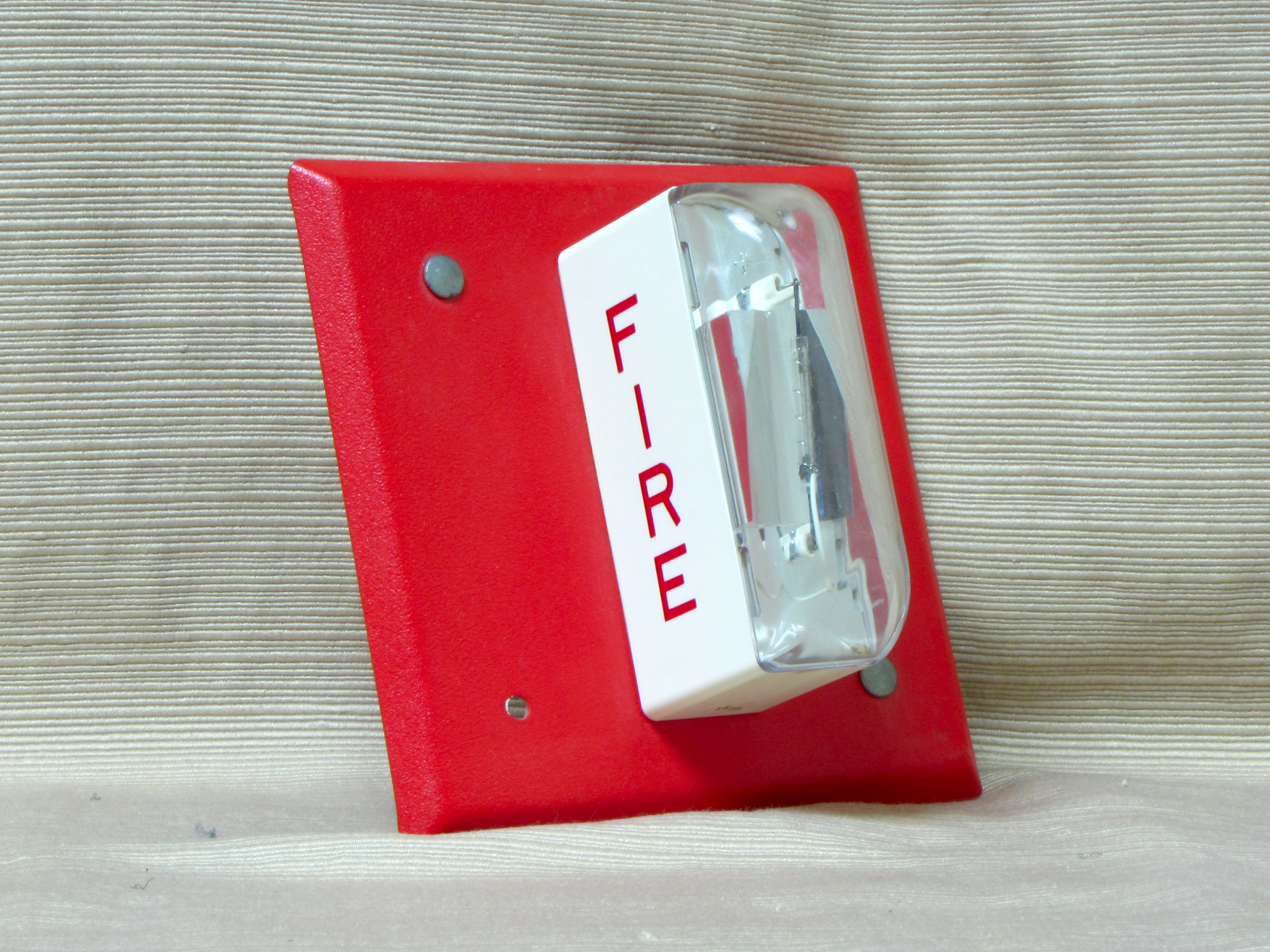 What alarm do you have at work/school - Page 29 - The Fire Panel Forums