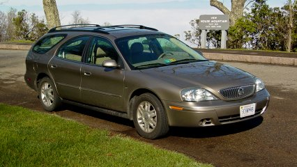 My 2004 Mercury Sable LS