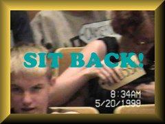 Sit Back!