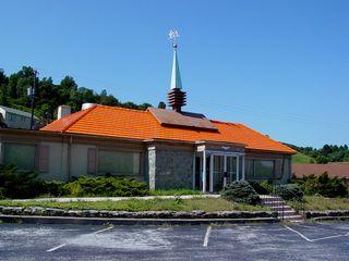 Howard Johnson's restaurant on Afton Mountain