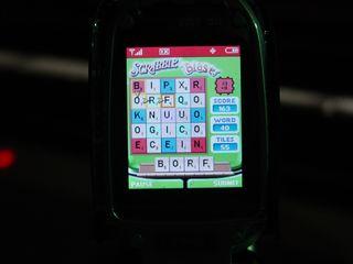 """BORF"" on Scrabble Blast"