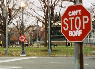 """""""CAN'T STOP BORF"""""""