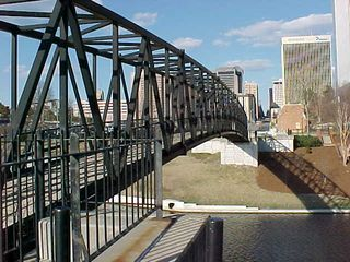 This picture is by far my favorite in the entire bunch, with the Dominion building in the background, with the bridge passing across the canal to it.