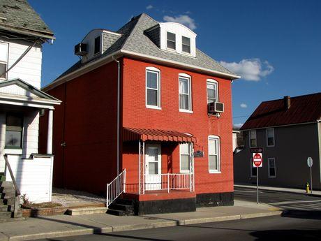 House at 416 Park Street.