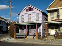 House at 300 Park Street.