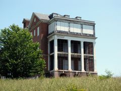 South end of Peery Building