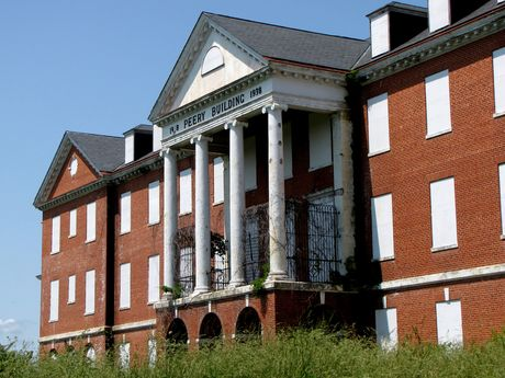 East side of Peery Building