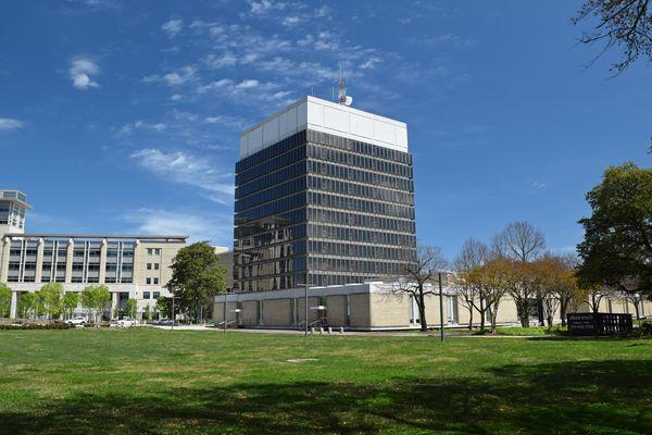 Norfolk, Virginia city hall.