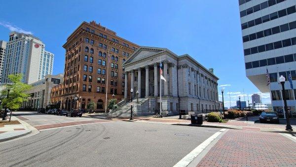 Owen B. Pickett United States Custom House.