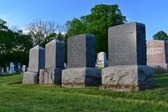 Edge Hill Cemetery, in Charles Town, West Virginia.