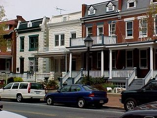 And now, row houses...