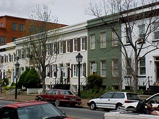 Continuing along these row houses, we eventually happen upon a quaint little shop...