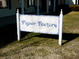 Building 15 housed a local favorite within its walls, as 15A was the home of the Paper Factory, which was a party supplies store operated by Party America.