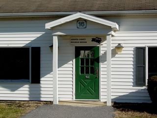 Part of Building 16 was most recently the former home of the Augusta County Railroad Museum. This is also believed to be the former location of Toy Liquidators, a toy outlet store which existed during the Outlet Village's heyday.