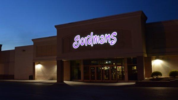 Gordmans store at the Wayne Heights Mall shopping center in Waynesboro, Pennsylvania.