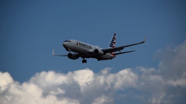 N931NN, a Boeing 737-823 operated by American Airlines