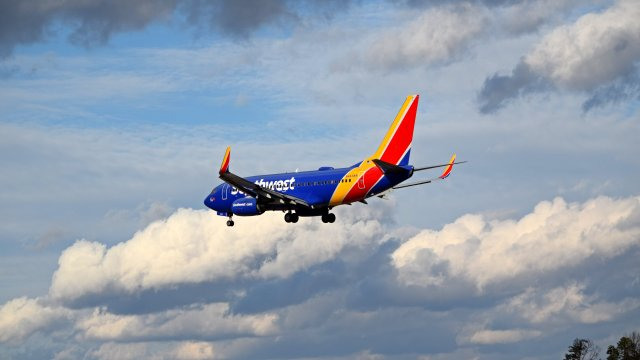 N443WN, a Boeing 737-7H4 operated by Southwest Airlines