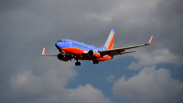 N768SW, a Boeing 737-7H4 operated by Southwest Airlines