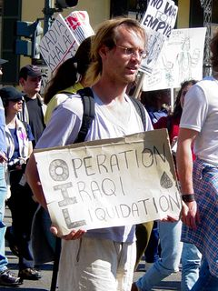 Operation Iraqi Liquidation... as mentioned by many before, it all boils down to oil...
