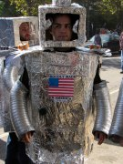 """A """"Jeffersontron"""" robot, proudly made in America."""